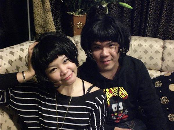 姐妹髮型-好醜!!