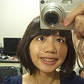 陳太太說這張照片表情不錯