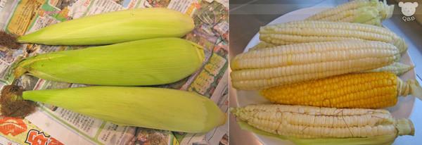 好Q好香的無價玉米