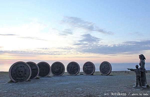 午夜太陽-北角哈輪