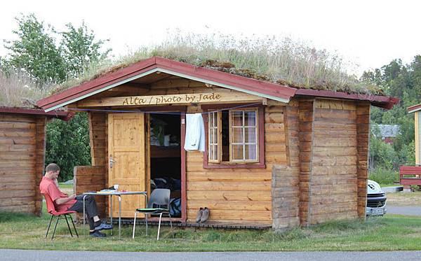 Alta小木屋