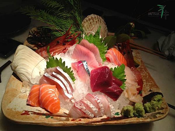 三井-生魚片