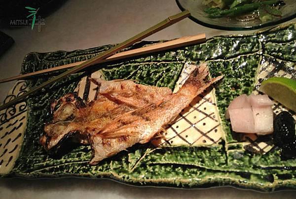 三井-烤魚