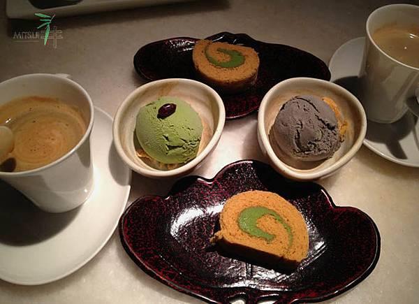 三井-甜點咖啡