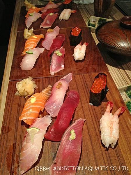握壽司大集合