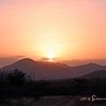 Samburu National Park Sunset