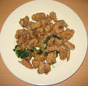 patty 鹹酥雞