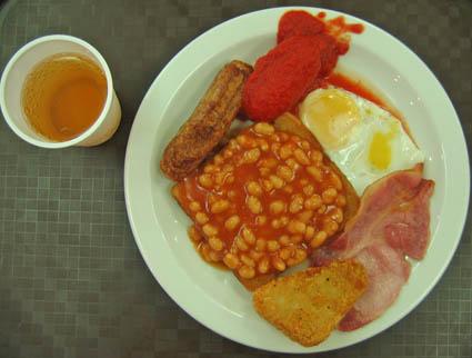 傳統的英式早餐