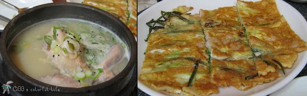 土俗村雞湯+煎餅.jpg