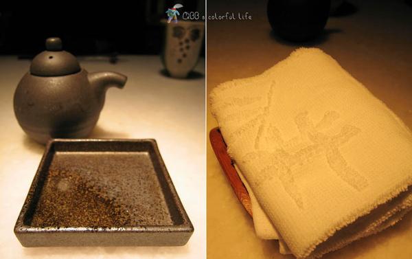 明水三井-醬油碟
