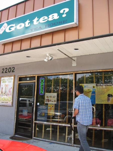 這間店 是之前有報導過 Wang來吃台灣小吃的地方