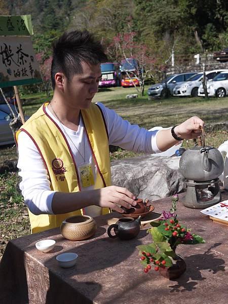 20120212櫻花茶會-洺盛-瓦厝紅烏龍茶席-3