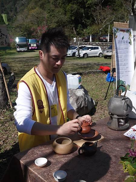 20120212櫻花茶會-洺盛-瓦厝紅烏龍茶席-4