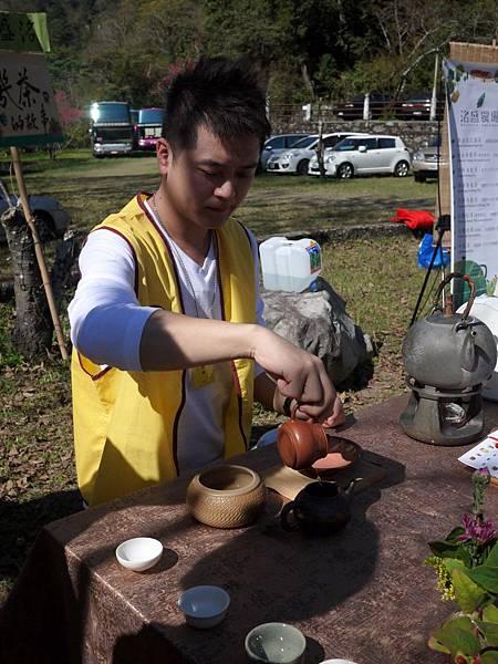 20120212櫻花茶會-洺盛-瓦厝紅烏龍茶席-5
