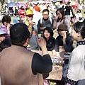 20120212櫻花茶會-洺盛農場-品茗的笑靨