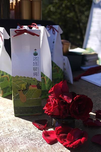 20120212櫻花茶會-洺盛-玫瑰綠茶包