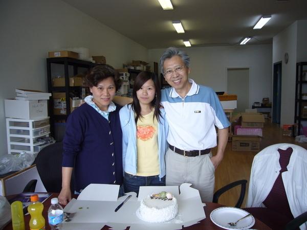 爸爸生日 [2007 08 20]