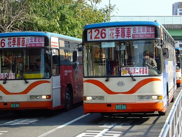 2005 花季公車 126