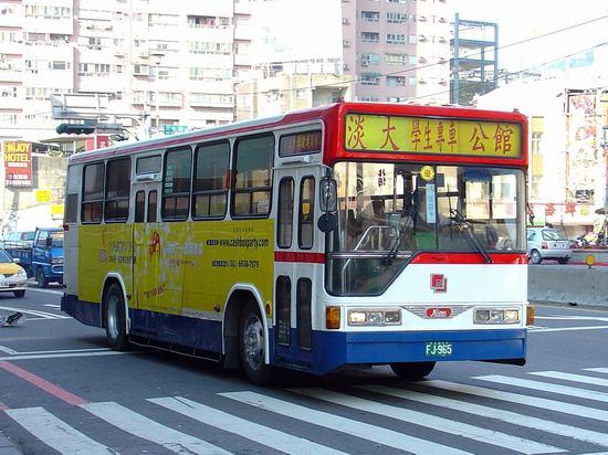 指南客運@淡大-學生專車-公館