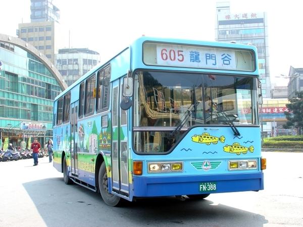 605 龍門谷