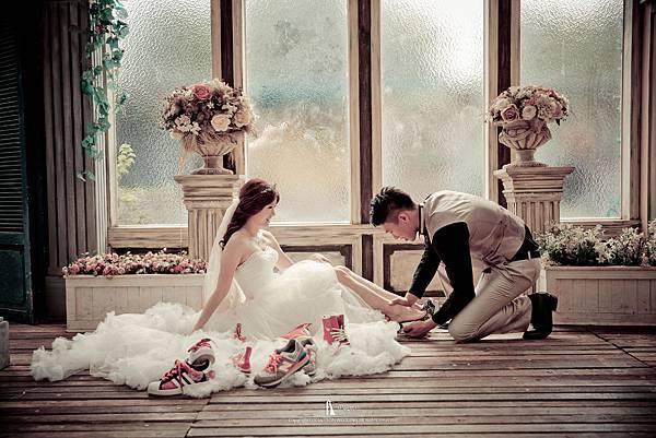 拍婚紗價格