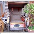 水美街的復古拉車.jpg