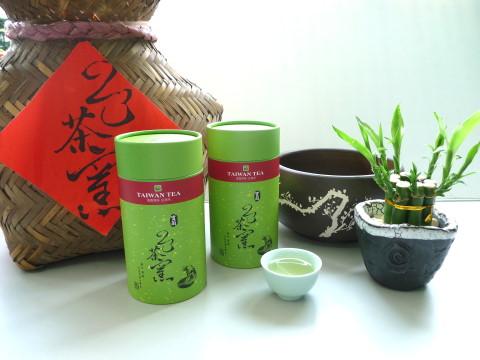 <23茶窯>柚花舞綠茶