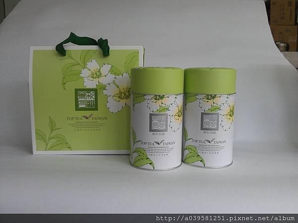 菁彩台灣翠玉茶禮盒Jin-Xuan-Oolong Tea