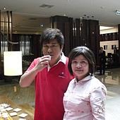 感謝藝人胡瓜先生親臨宜蘭茶茶席推廣現場
