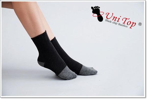 襪子製作過程