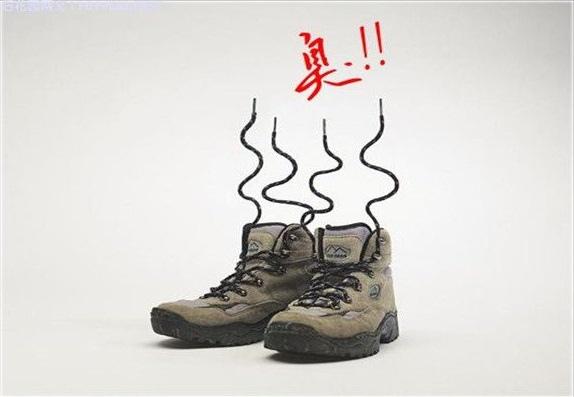 消除鞋臭方法1