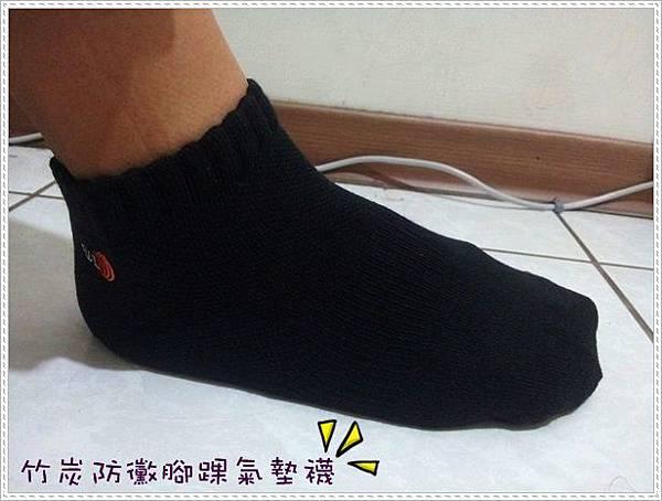 UNI-TOP氣墊襪4