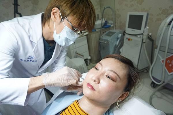 台中醫美診所推薦-極光美學台中東興院所