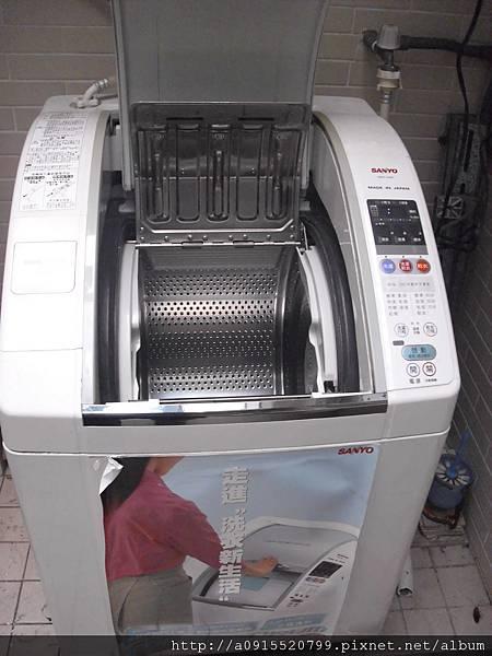 二手洗衣機 洗脫烘洗衣機