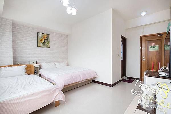 台南民宿-201甜蜜景觀套房