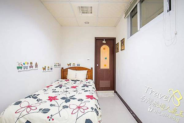 台南民宿-204單人套房-房間內部