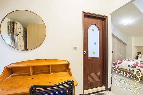 台南民宿-好望角8人套房-民宿廁所
