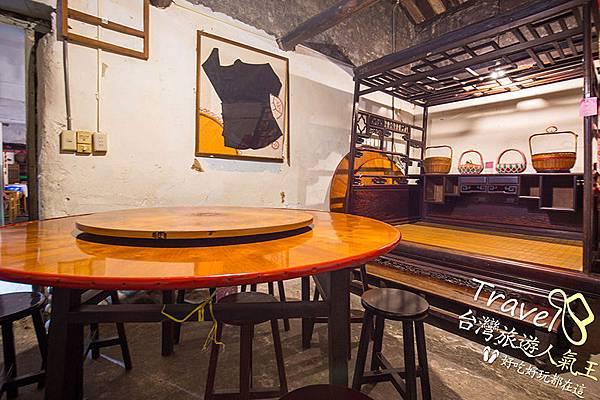 龍潭老頭擺-用餐空間-等待美食