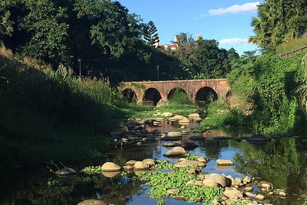 溪上-百年紅橋_三坑旅遊景點