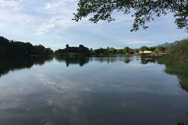 湖泊-樹木-推薦景點_自然生態公園