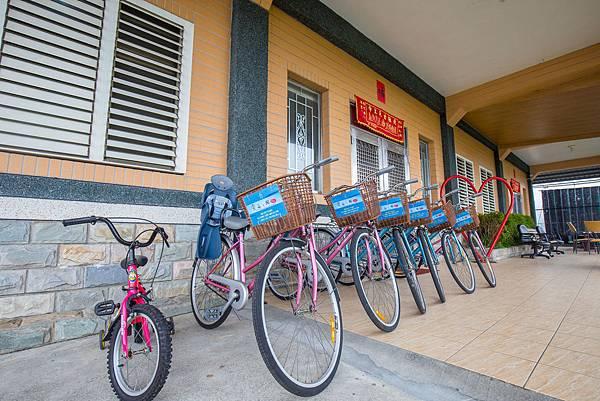 免費腳踏車-香魚之家_提供
