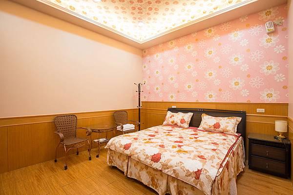 宜蘭民宿_彩悅雙人房-房間-香魚之家-照片提供
