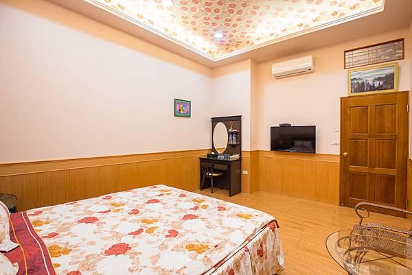 梳妝台-宜蘭民宿_彩悅雙人房-房間-香魚之家-照片提供