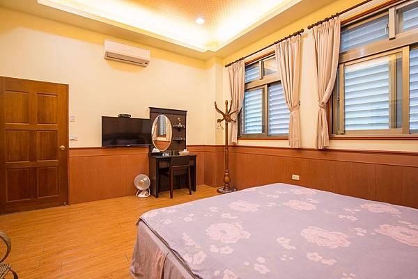 宜蘭民宿_馨雅-雙人房-房間-香魚之家-照片提供