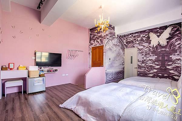 夢幻仙子4人房-室內空間