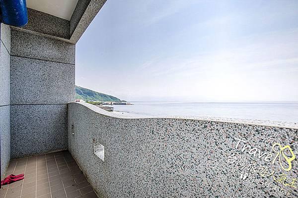 3樓 現代風6人房+超美海景房