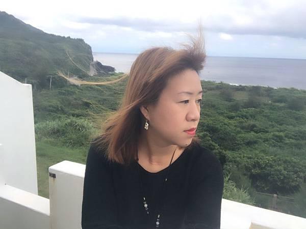 臨海-側拍-風有點大-美景-海景 @鳳姐有約