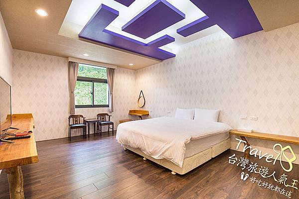 201豪華4人房-微楓渡假民宿-室內環境