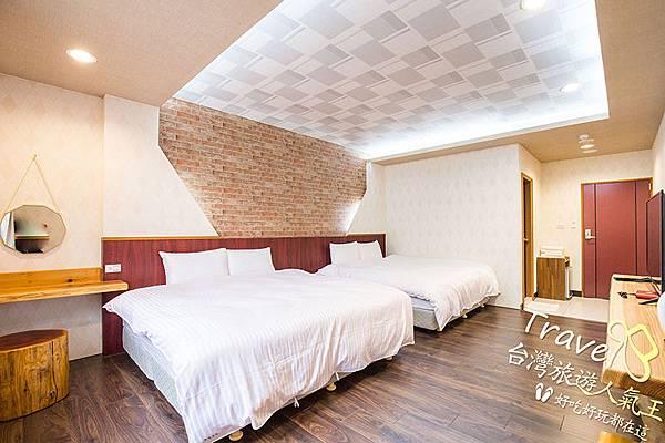 202-標準4人房-微楓渡假民宿-詳細介紹
