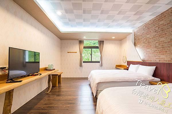 202標準4人房-微楓渡假民宿-室內環境